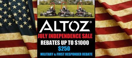 Altoz Mowers @ J&L Motorsports J & L Motorsports Tecumseh