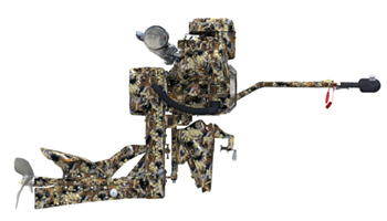 Outboard Motors from Mud Buddy Mid-State Marine, Inc