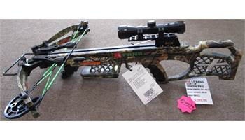 Crossbow from PSE Archery Mid-State Marine, Inc  Fremont, WI