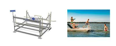 Docks and Lifts Cedar Lake Sales West Bend, WI (262) 334-7588