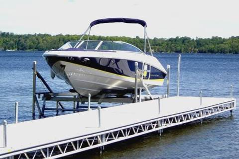 New Naylor Systems Boat Lifts Models For Sale in Gores Landing, ON