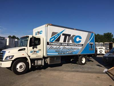 Refrigerated Parts & Service Thermo King West - Tolleson