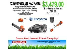 Home Choo Choo Lawn Equipment Plant City, FL (813) 659-1718
