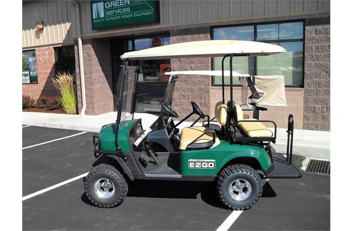 Utility Vehicles and Golf Cart on