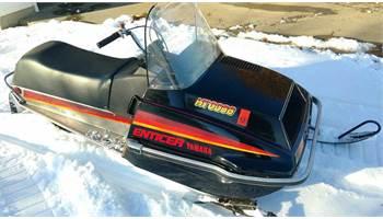 Snowmobile from Yamaha Ulmer Racing Menno, SD (605) 387-2833