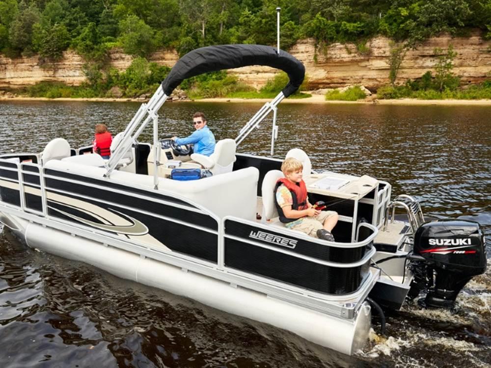Suzuki Outboard Motors Trexler's Marina Moultonboro, NH (603