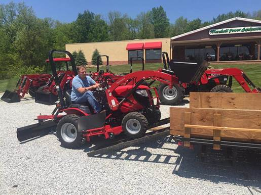 Our Customers Marshall Power Equipment