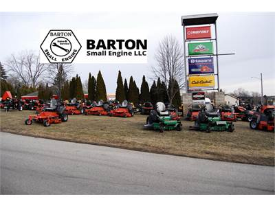 Gallery Barton Small Engine West Bend, WI (262) 334-5373