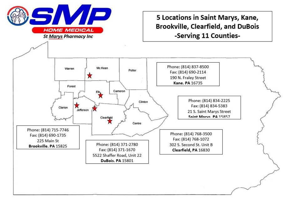 About Us St  Marys St  Marys, PA (800) 876-3442