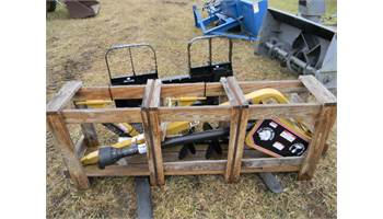 Post Hole Digger from LS Tractor Sumerix Implement Inc
