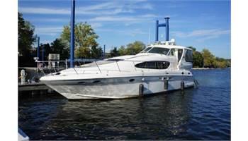 2002 480 Motor Yacht - Sea Ray