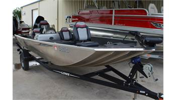 Boats from Freedom Marine and Lowe Master Marine San Antonio