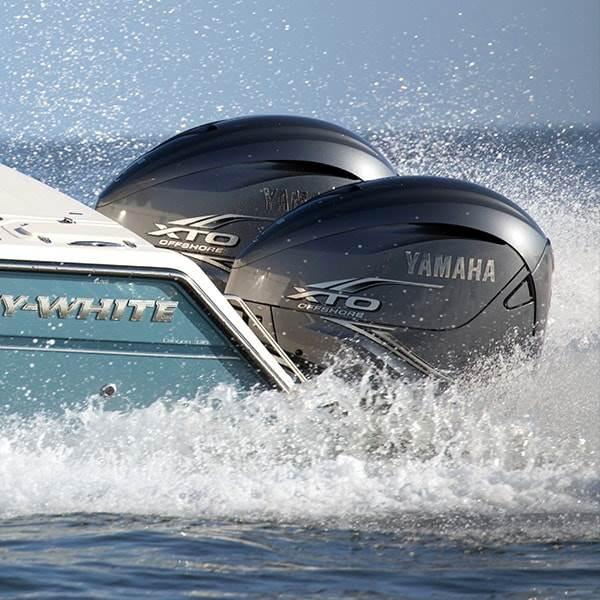 YAMAHA OUTBOARD V8 River & Sea Marine Soldotna, AK (800) 770