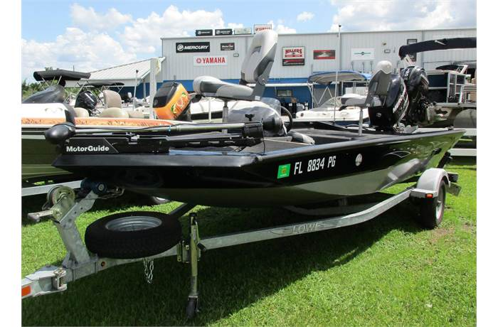 2011 Lowe Stinger 17 HP