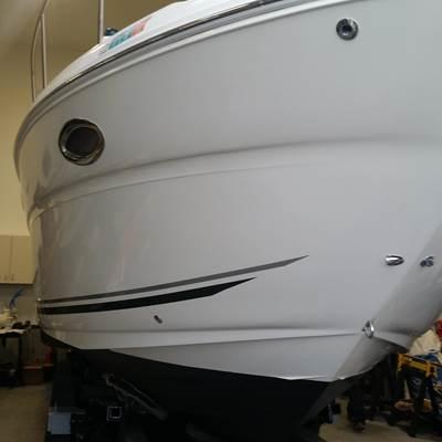 Fiberglass & Gelcoat Repair Full Keel Marine, LLC North