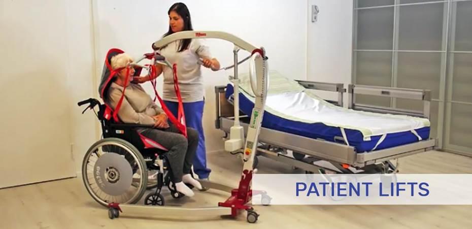Electric Patient Lifts Rehabilitation Equipment