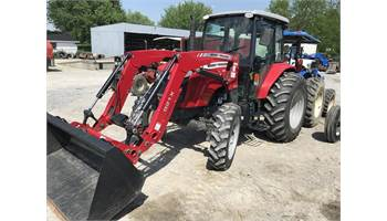 Inventory from New Holland, Massey Ferguson, Woods and Tufline