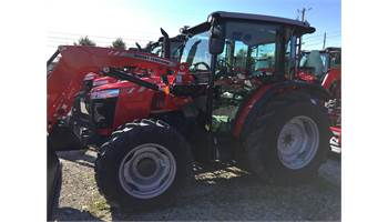 Agricultural Tractors from Massey Ferguson Montgomery Tractor Sales
