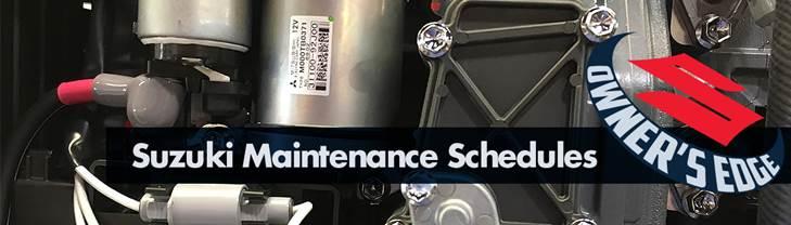 Services Suzuki Repower St  Petersburg, FL (800) 545-4574