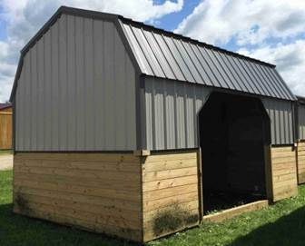 Rent To Own Sheds Lark Lawn & Garden, Inc