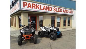 2017 Polaris Scrambler 1000 Factory Authorized Clearance Industries