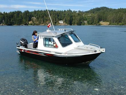 Aluminum Boats For Sale Bc >> New Silver Streak Boats Models For Sale In Victoria Bc Sg