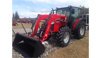 Agricultural Tractors and Side x Side from Massey Ferguson