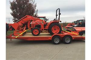 L2501 Hst 4wd Tractor Package Deal