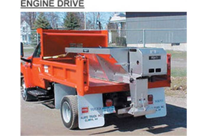 Engine Drive Spreader