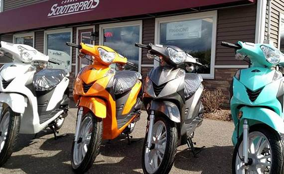 Connecticut Scooter Pros - Scooter Sales & Service