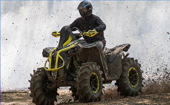 ATV Rentals | Snowmobile Tours & Rentals | Ski Doo Dealer