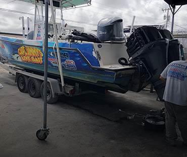 Home | Eric's Outboard Marine Service | Miami, FL