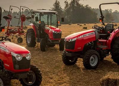 Massey Ferguson & Ferris dealer Sosler's Garden & Farm Equipment New