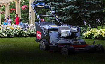 Suburban Lawn Equipment sells and services quality outdoor