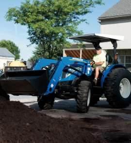 Home Vernon Dell Tractor