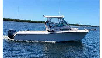 Inventory from Grady-White and Glastron Sunray Marine