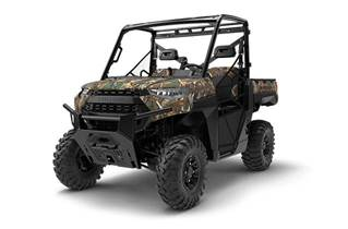 Polaris Ranger Full Size Series