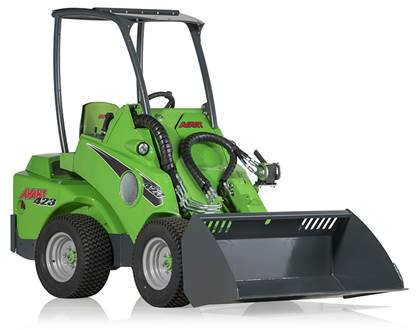 400 Series Compact Loader