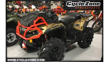 2019 Outlander™ X® mr 1000R - Gold, Black & Can-Am Red