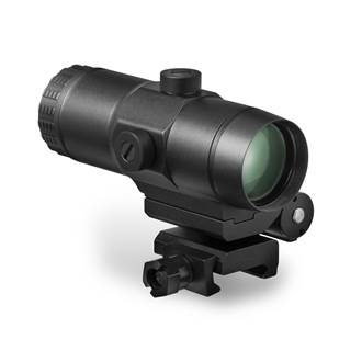 VMX-3T MAGNIFIER WITH FLIP MOUNT FOR RED DOT SCOPES