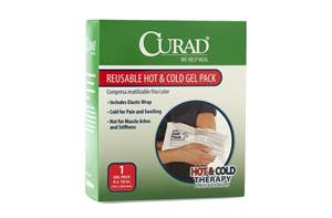 CURAD Hot & Cold Gel Pack