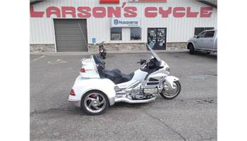 2012 Gold Wing audio/Comfort/Navi
