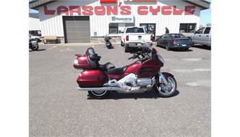 2009 Gold WIng Audio Comfort