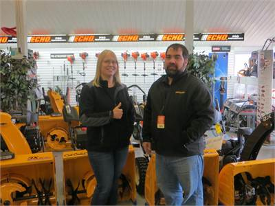 2017 Cub Cadet Winter Jacket Giveaway Winners