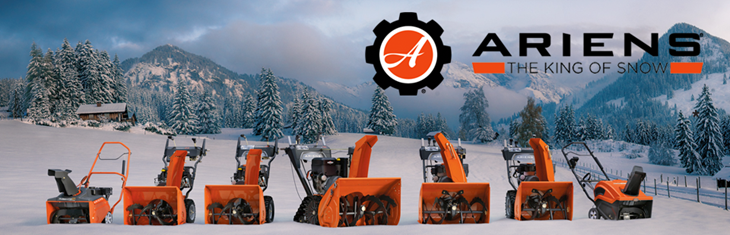 2017-11-16 ARIENS The King Of Snow Header