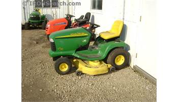 2003 LT180 Lawn Tractor