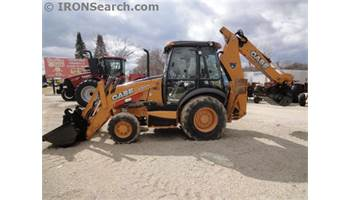 2012 580 Tractor Loader Backhoe