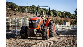 2017 MX5200 Gear 4WD w/ loader
