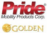 pride and golden logo