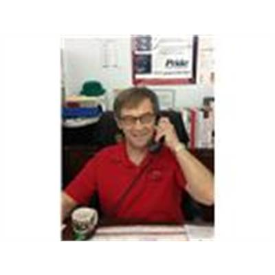 Steve Pagel (Sparky) - CUSTOMER SALES/SERVICE